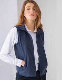 Micro-Fleece Weste Damen